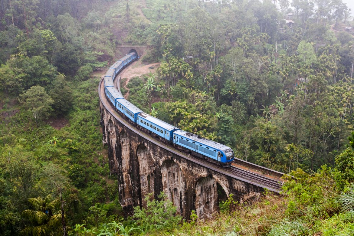 Ella and the Train ride to Nanu Oya, The Surfer - The best surfing and yoga retreat in Sri Lanka and South Asia.