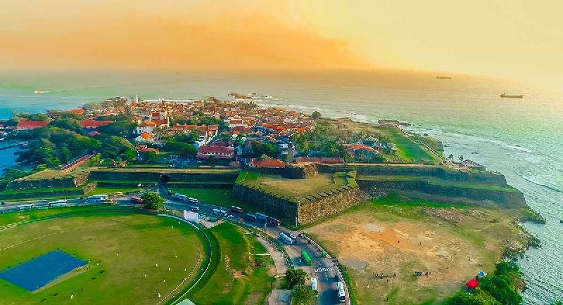 4. Take a day trip to Historic Galle, The Surfer - The best surfing and yoga retreat in Sri Lanka and South Asia.
