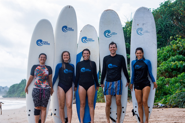 A Guide to Surf Board Shapes
