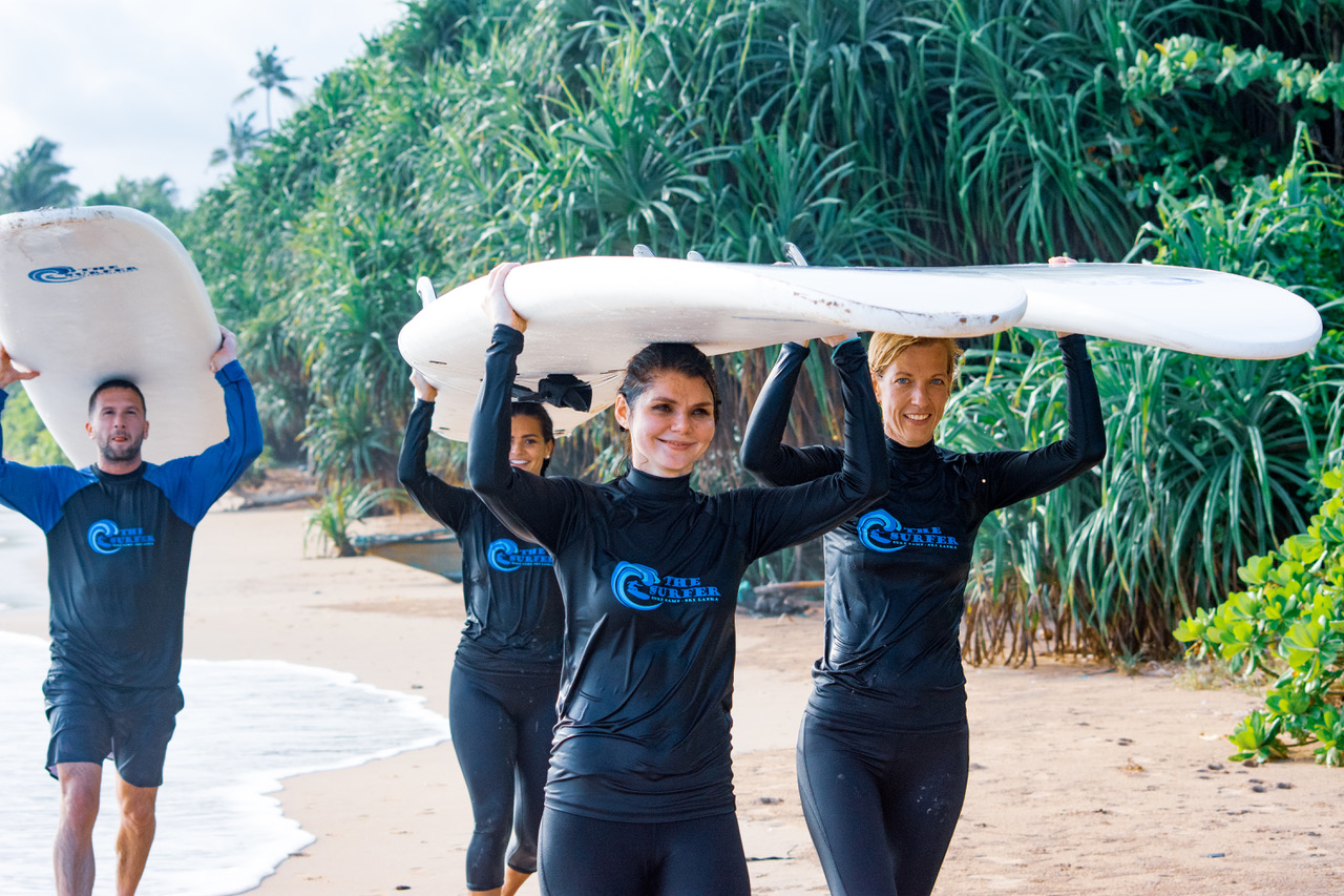 Things To Know Before Booking A Surfing Camp