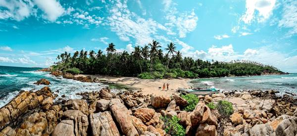 3. Secret Beach Mirissa, The Surfer - The best surfing and yoga retreat in Sri Lanka and South Asia.