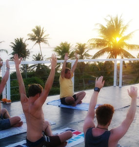 YOGA AND SURF PACKAGE (01 YOGA SESSION AND 01 SURF SESSION)