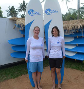 LUXURY ACCOMMODATIONS IN THE SURF BEACH CAMP OR TS2 WELIGAMA SURF CAMP